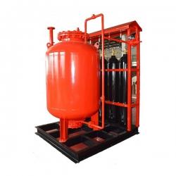 干粉灭火设备ZFP750A